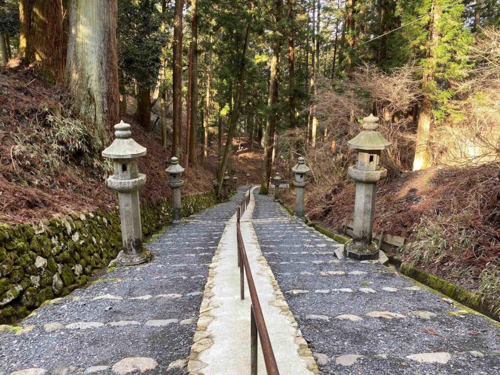 京都一周トレイル 比叡山