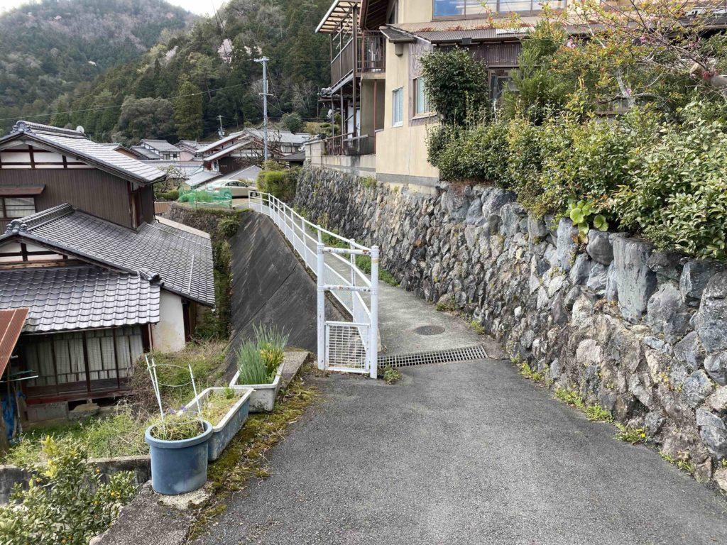 京都一周トレイル 静原