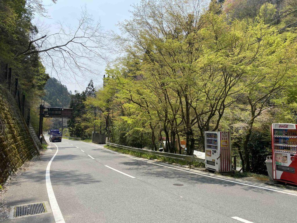 京都一周トレイル 鞍馬