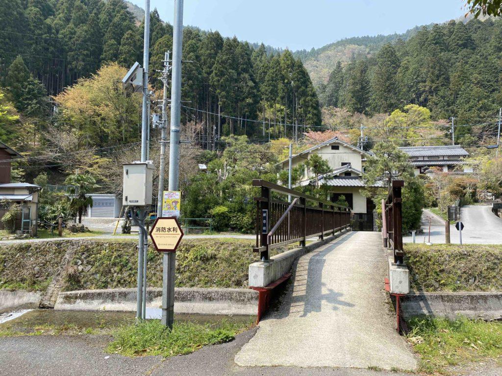 京都一周トレイル 二ノ瀬