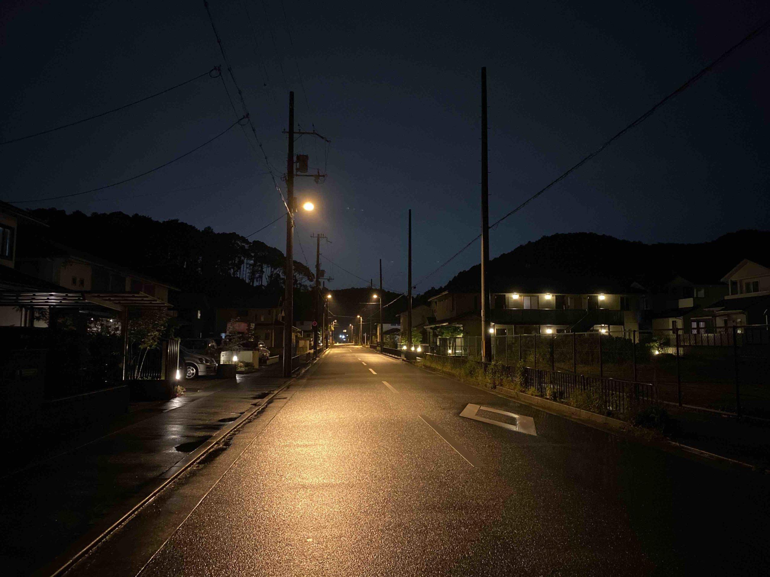 ランニング用ライト【レビュー】夜ランに最適!パナソニックLEDクリップライト