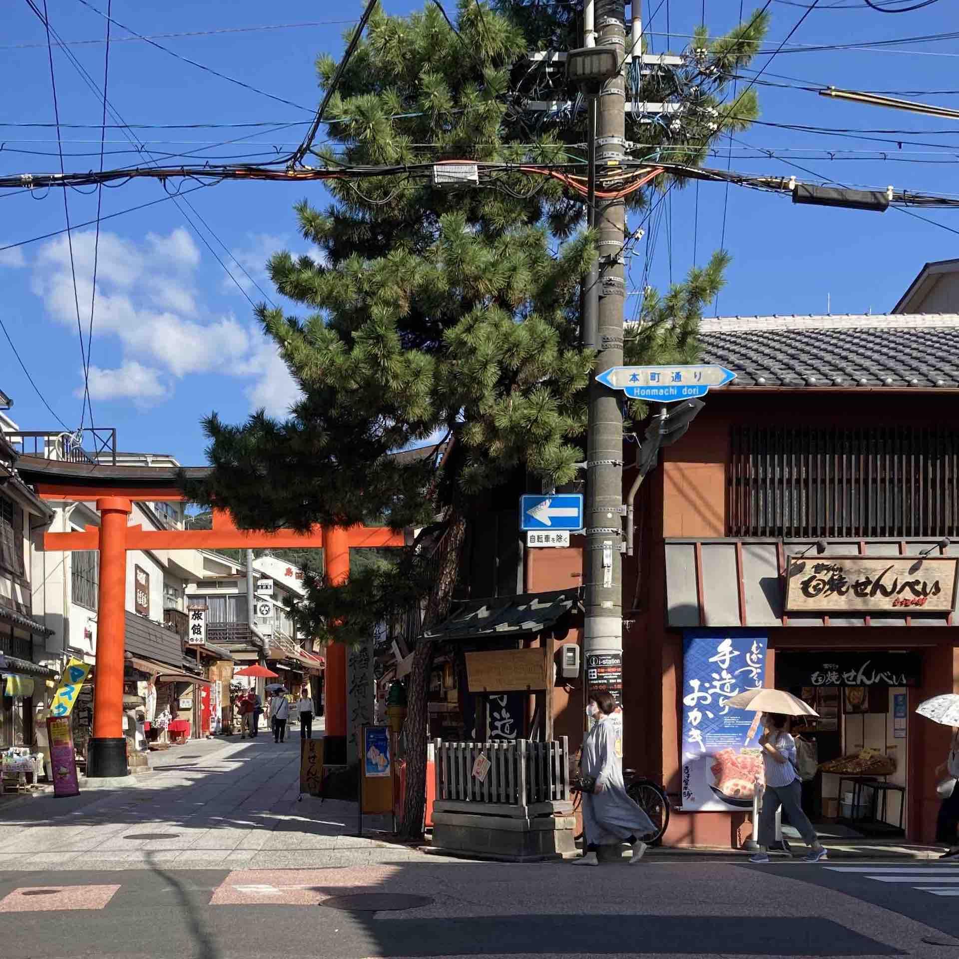 京都一周トレイル 伏見稲荷