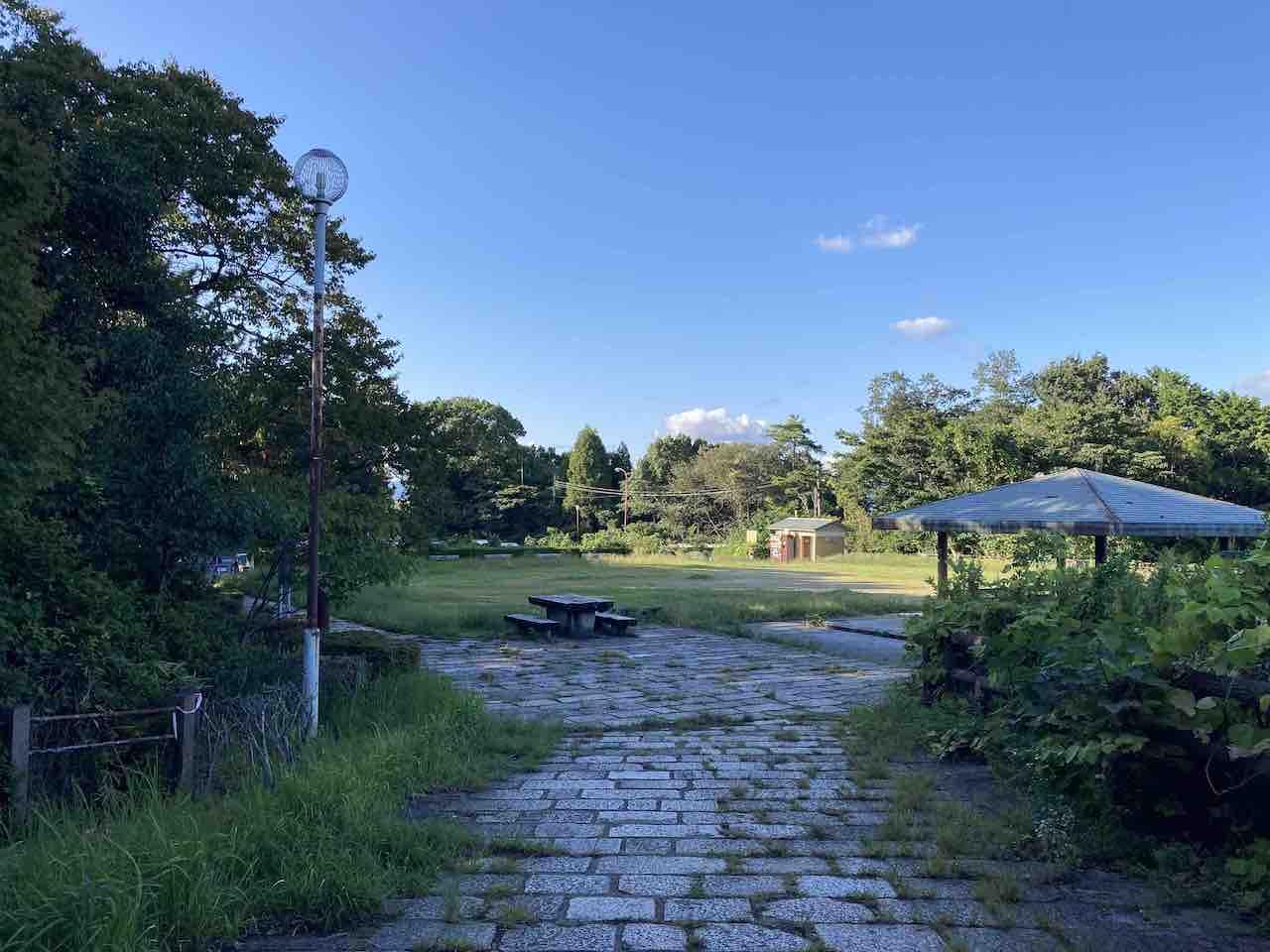 京都一周トレイル 将軍塚(東山山頂公園)エリア