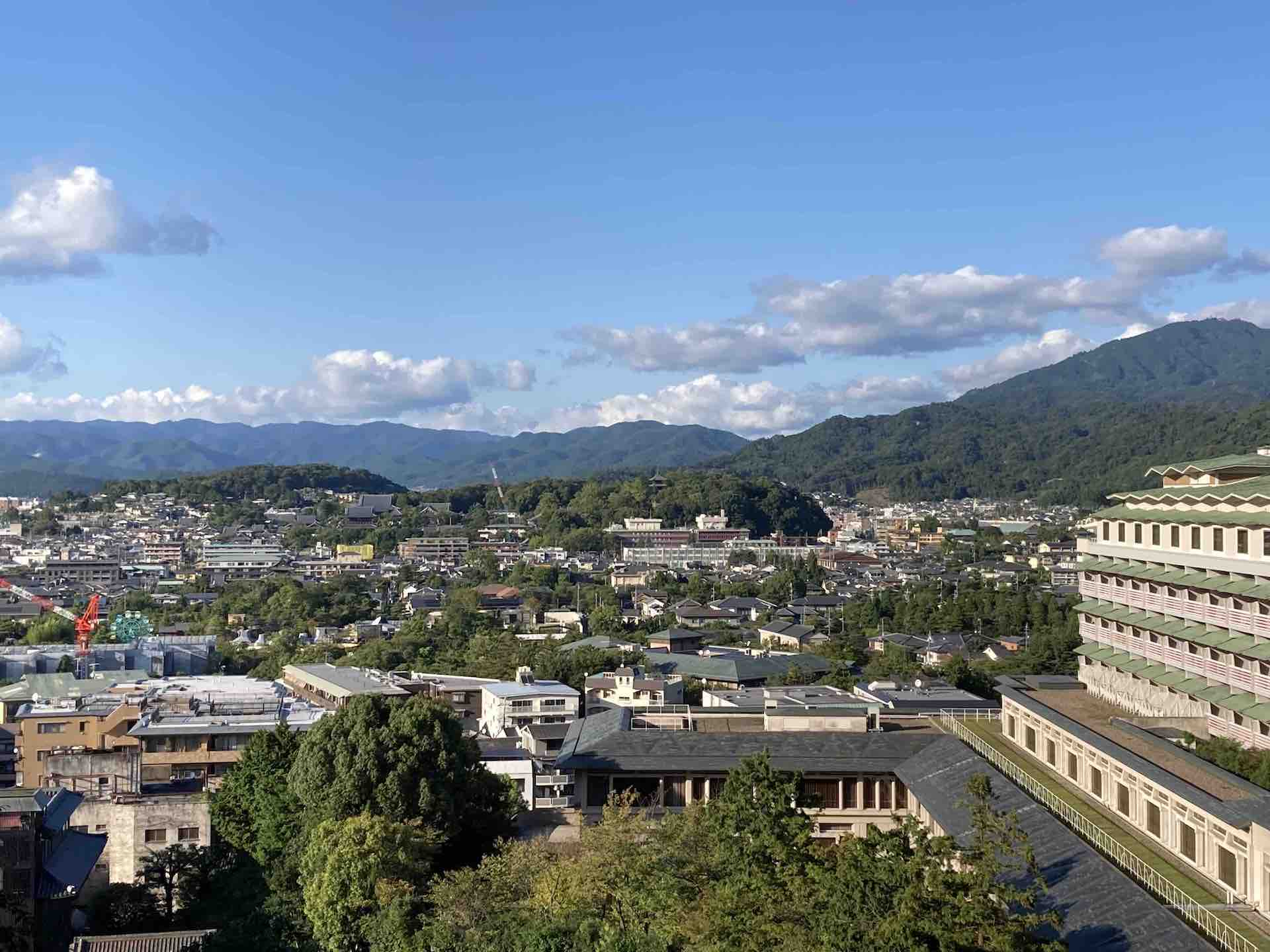 京都一周トレイルの地図【五条通り〜将軍塚〜三条通り(蹴上)】