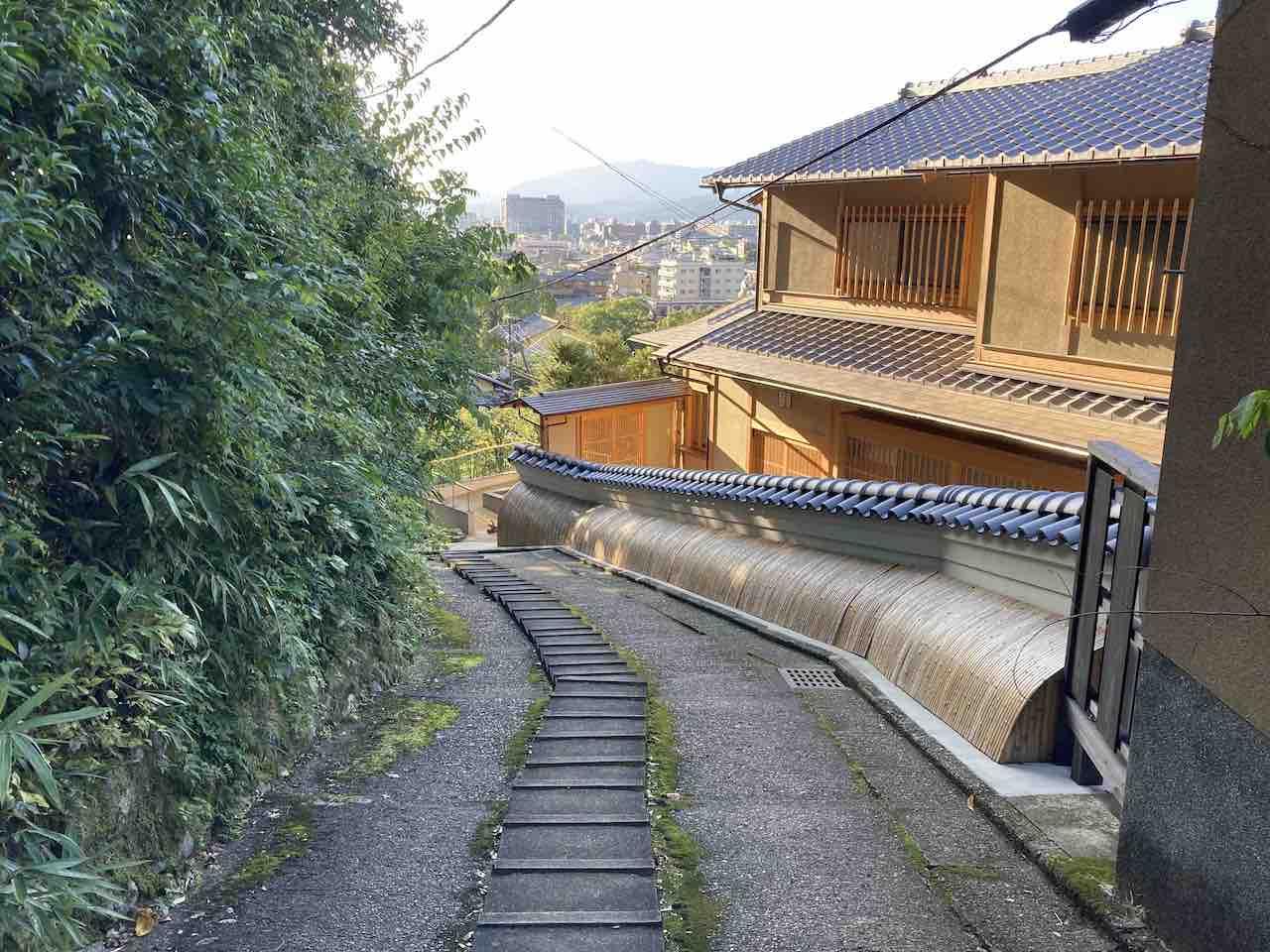 京都一周トレイル 三条(粟田口)エリア