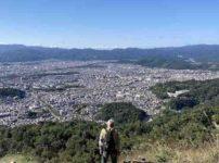 京都一周トレイル 大文字山頂エリア アイキャッチ