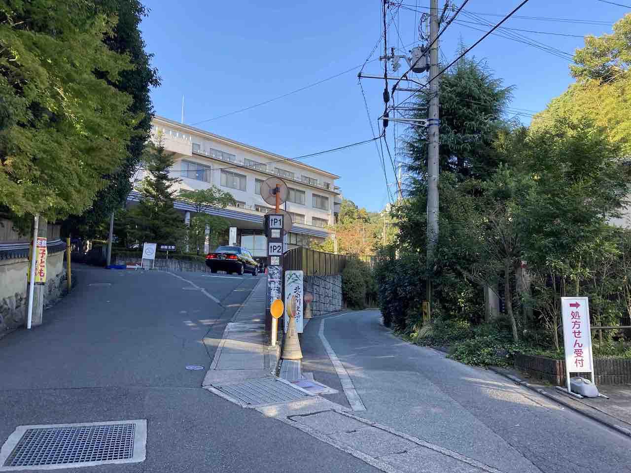 京都一周トレイル 瓜生山エリア