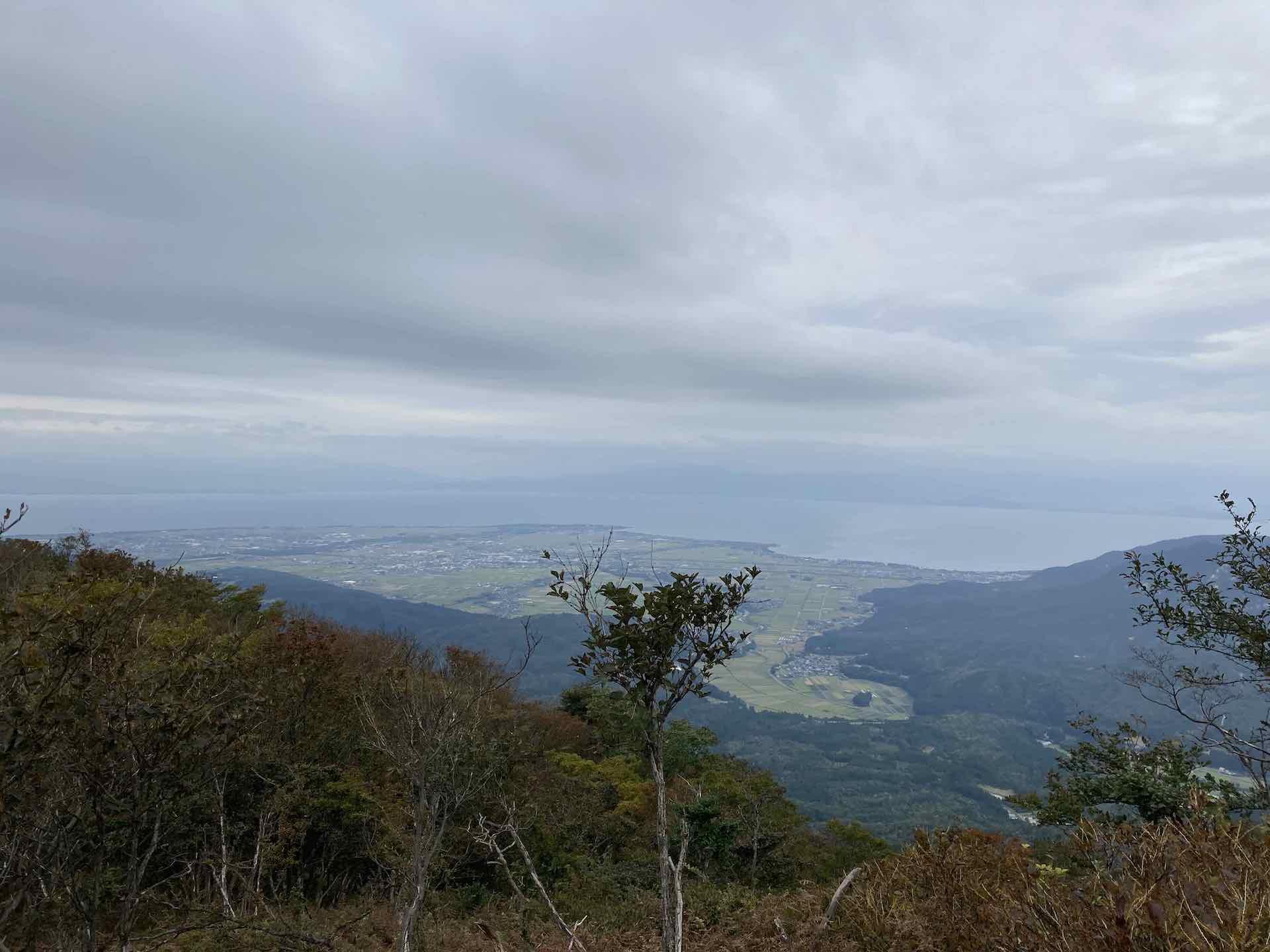 滋賀県一周トレイル