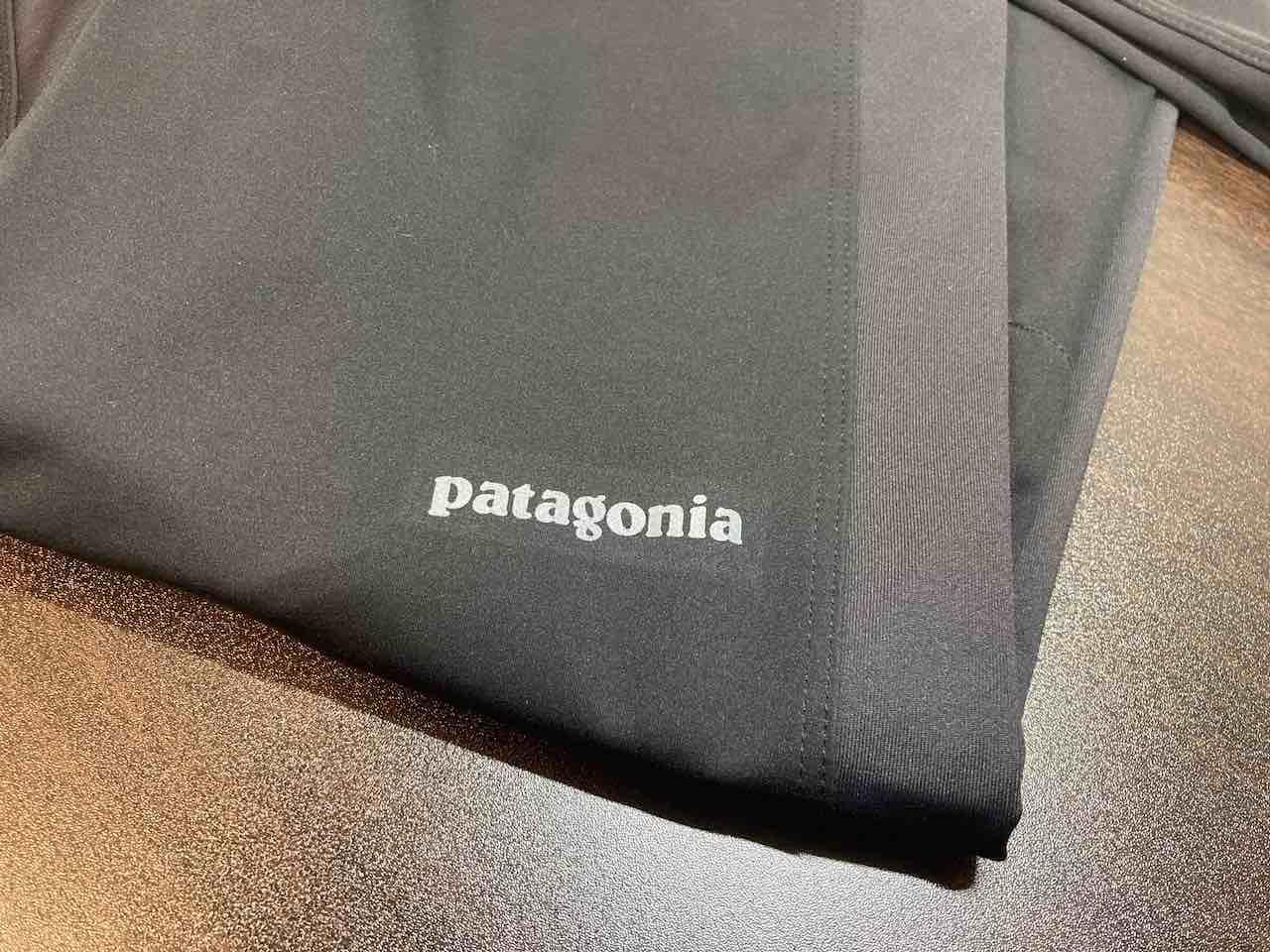 パタゴニア・ウインドシールドパンツ