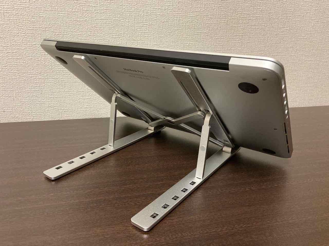 DODOLIVE 折りたたみ式 ノートパソコンスタンド