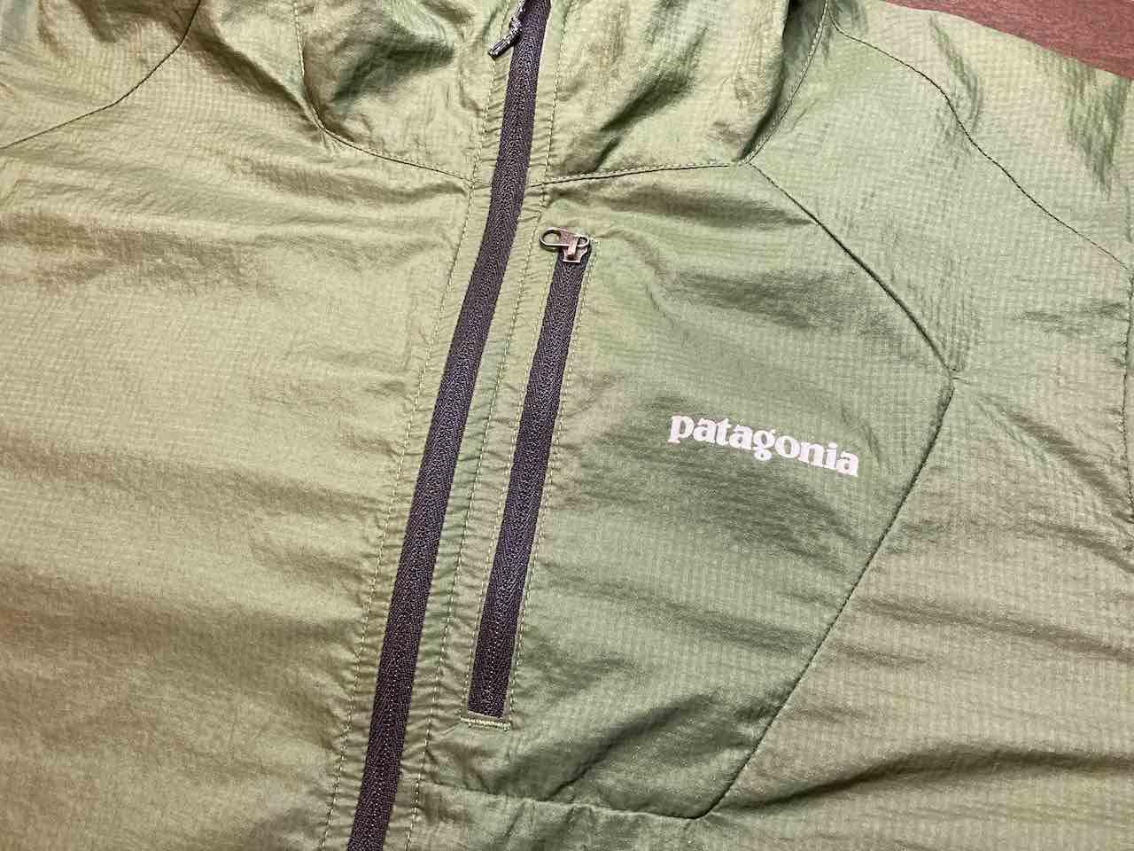 パタゴニア・フーディニ・ジャケット