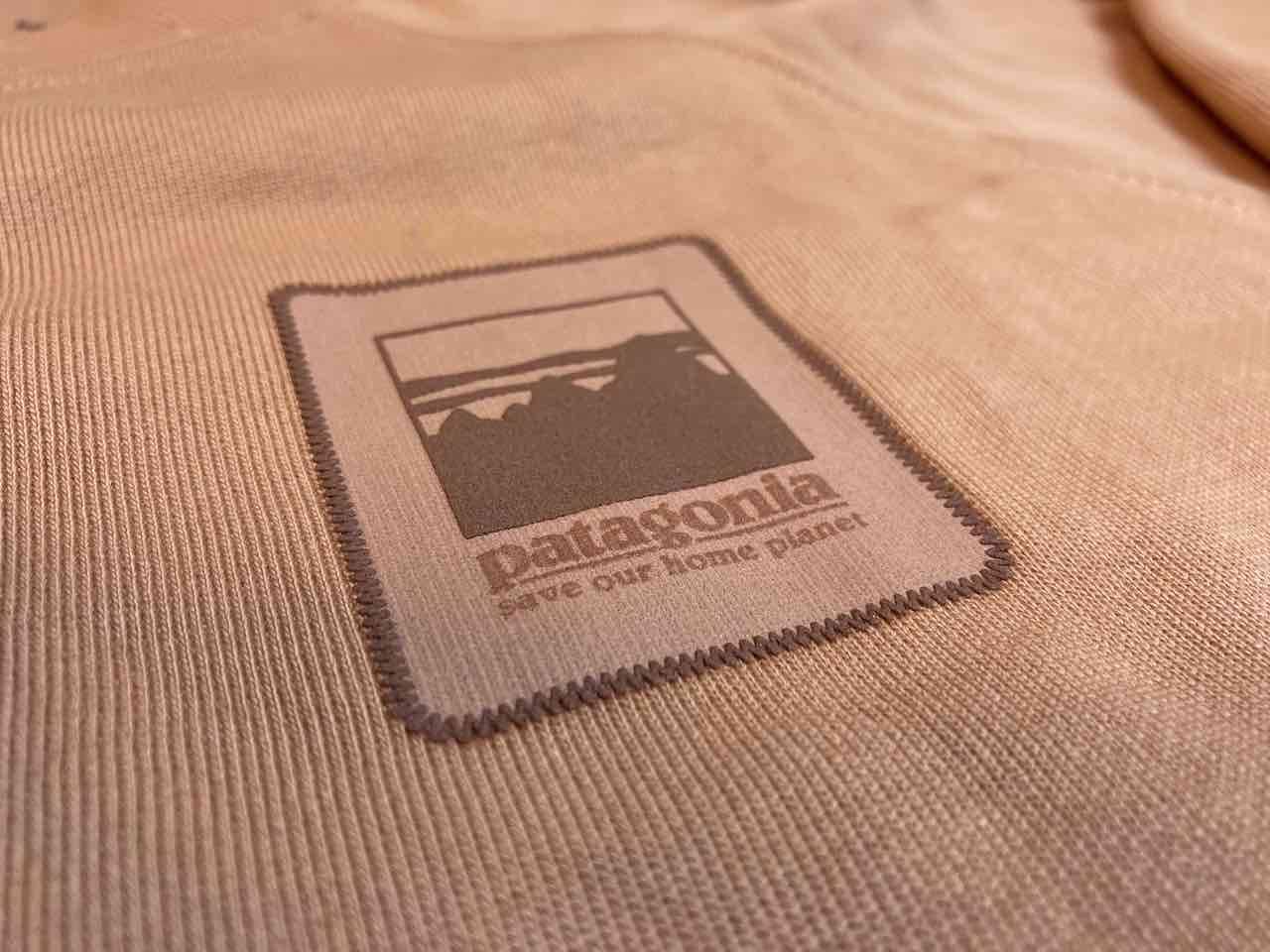 パタゴニア・メンズ・アルパイン・アイコン・リジェネラティブ・オーガニックコットン・クルー・スウェットシャツ